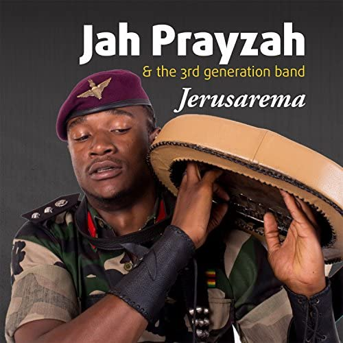 Jah Prayzah & The 3rd Generation Band