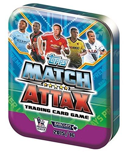Match Attax 2015/2016–100zufällige Karten (inkl. 10garantiert glänzend)
