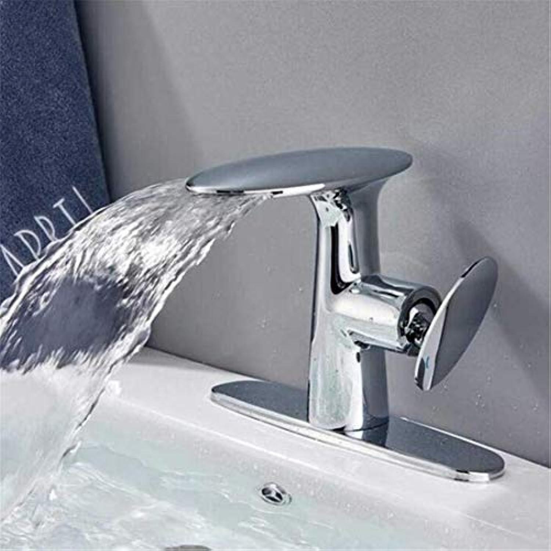 Wasserhahn Küche Bad Garten Waschtisch-Mischer-Weier Wasserfall-Becken-Hahn-Heier Kalter Wasser-Hahn Ctzl1597