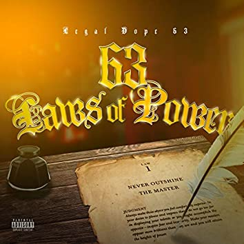 63 Laws Of Power