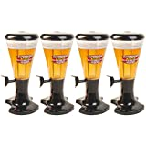 Goplus 3L Cold Draft Beer Tower Beverage Dispenser with LED Lights New (4)