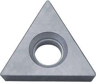 60 Degree Triangle Neutral Turning Insert for Light Interruption in Cast Iron 1 pc Negative Rake Angle Kyocera TNGA 332S00525ME KBN60M Grade CBN
