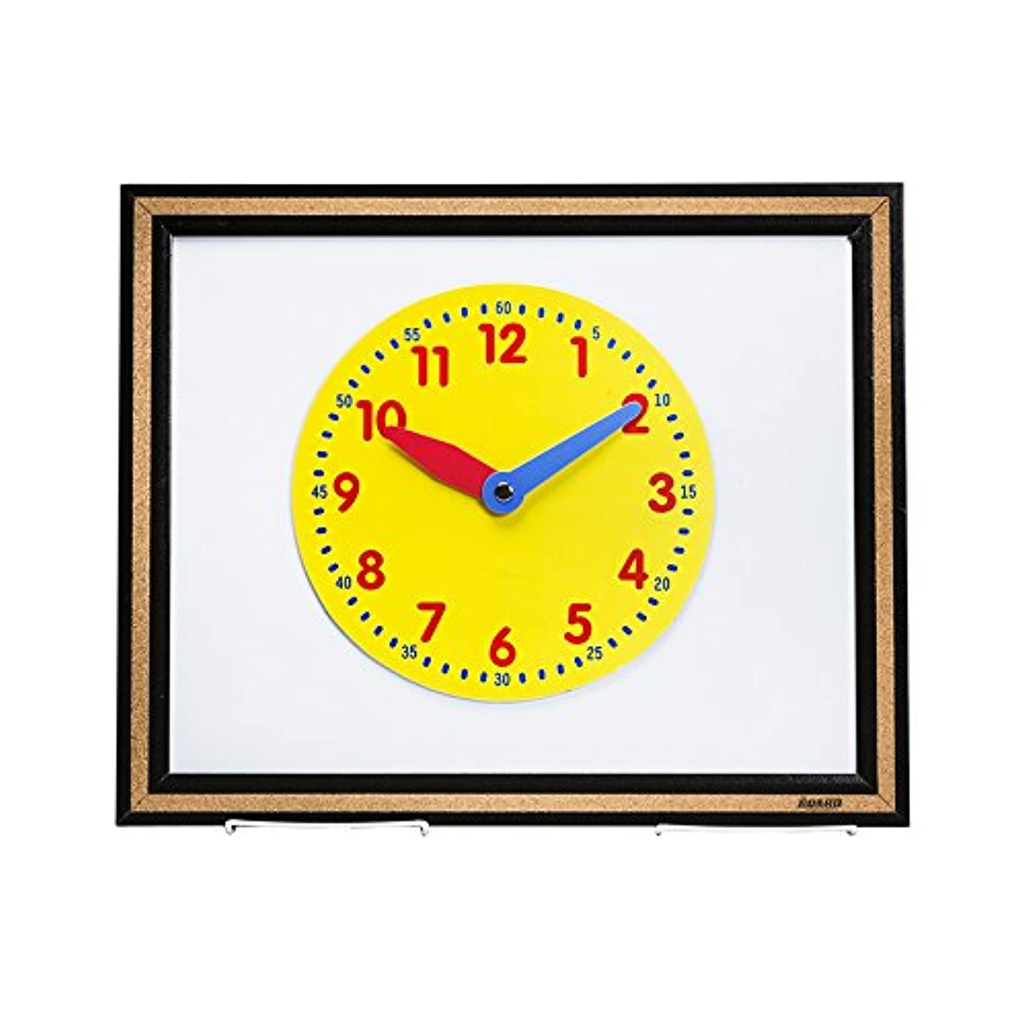 Didax (2 Ea) 12 in Magnetic Demonstration Clock