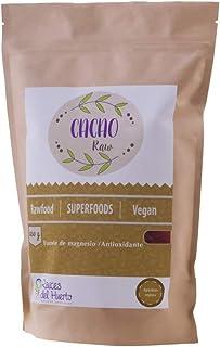 Cacao Raw Orgánico en polvo 350 g/Raíces del Huerto