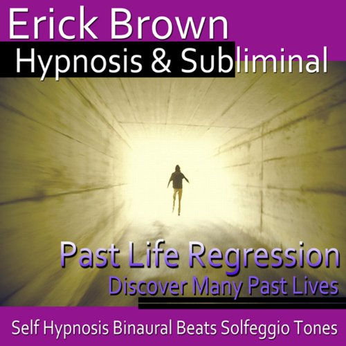 Past Life Regression Hypnosis audiobook cover art