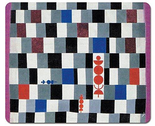 1art1 109835 Paul Klee - Überschach, 1937 Mauspad 23 x 19 cm