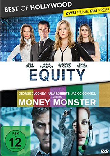 Best of Hollywood - Equity / Money Monster [2 DVDs]