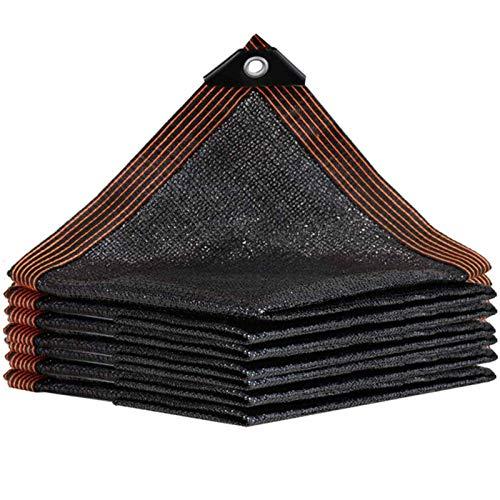 GAOXQ Shade Net Sun Protection Shade Paño 95% De Tasa De Sombra Aislamiento Térmico Baje La Temperatura Antienvejecimiento con Ojales, para Plantas, Invernaderos, Personal 4x15m(13 x49 ft)