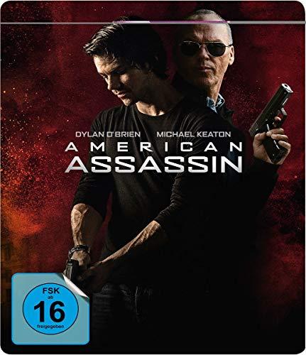 American Assassin - Steelbook [Blu-ray]