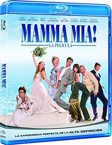 Mamma Mia!: La Película [Blu-r...