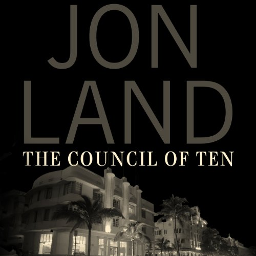 The Council of Ten audiobook cover art