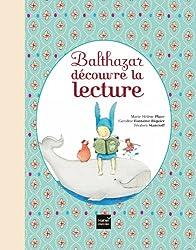 Premiers livres CP Balthazar decouvre la lecture