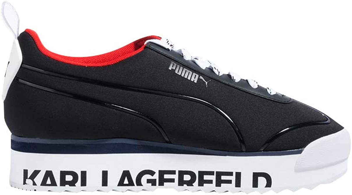 PUMA excellence Womens Roma Amor X Karl Shoes Lagerfeld Animer and price revision C Sneakers Platform