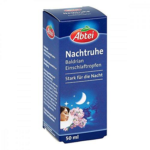 ABTEI Nachtruhe Einschlaftro 50 ml Tropfen