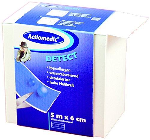 Gramm Actiomedic® DETECT Wundschnellverband, wasserabweisend