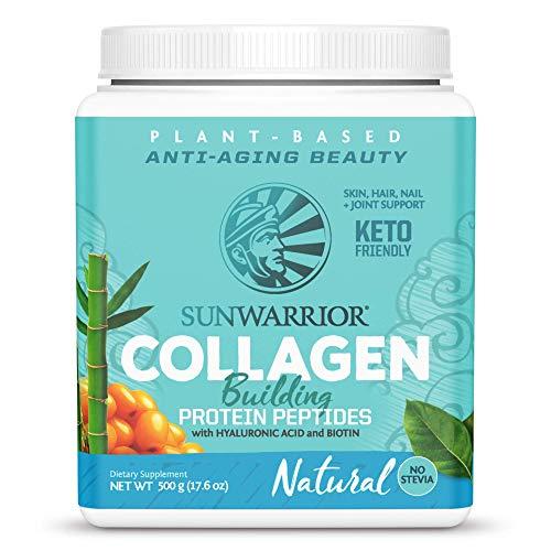 Sunwarrior Collagen Building Protein Peptides naturale