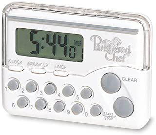The Pampered Chef Clock/Timer #1900
