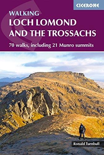 Walking Loch Lomond and the Trossachs: 70 walks, including 21 Munro summits (British Mountains) (English Edition)