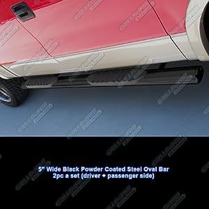 100W Halogen 2006 Dodge RAM 1500 PICKUP WO Side CURTAIN Door Mount Spotlight 6 inch Passenger Side with Install Kit -Black