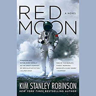Page de couverture de Red Moon