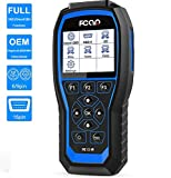FCAR F506 heavy duty truck scanner Enhanced HD diesel scanner Full-systems diagnostic tools with Engine/ABS/VCS/EBS/SRS/Suspension/Battery/Cluth Transmission Check Trucks & Cars 2 in 1 Codes Reader