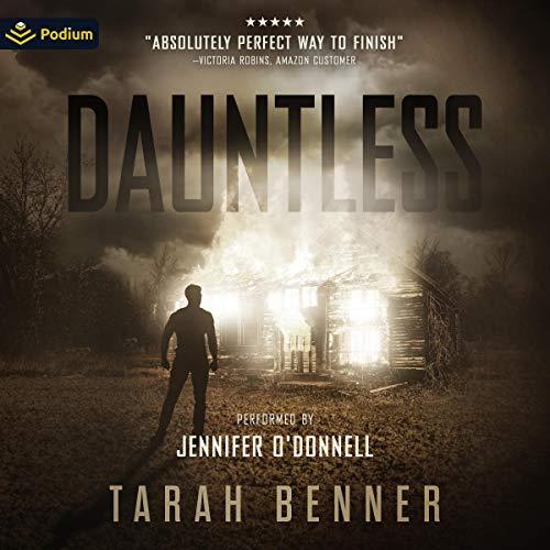 Dauntless Audiobook By Tarah Benner cover art