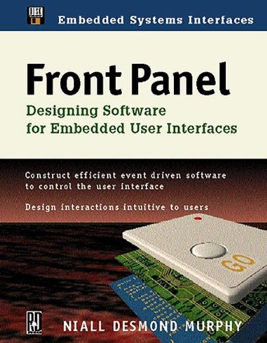Front Panel: Designing Software for Embedded User Interfaces