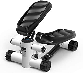 Multi-Function Pedal Indoor Sports Stepper Pedal Exerciser Medical Peddler for Leg Arm and Knee Recovery Exercise with LCD...