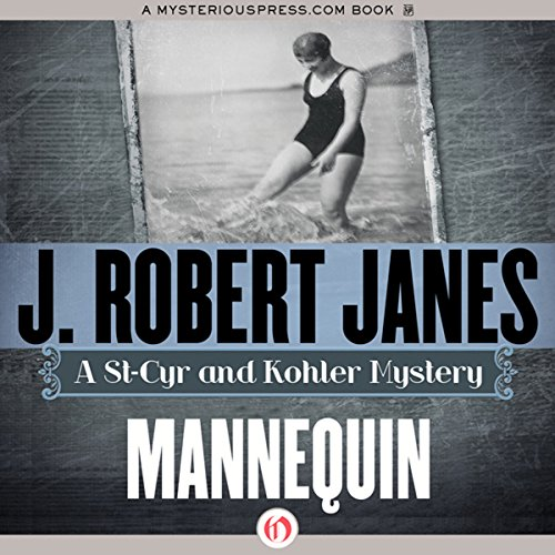 Mannequin audiobook cover art