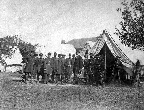 Perfect Posters and Pics Presidente Abraham Estados Unidos Presidentes de Fotos de Abe Lincoln Guerra Civil Americana Historia Fotos 8x 10