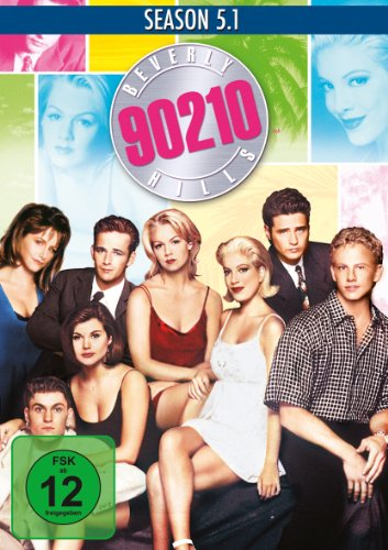 Beverly Hills 90210 - Staffel 5.1 (4 DVDs)
