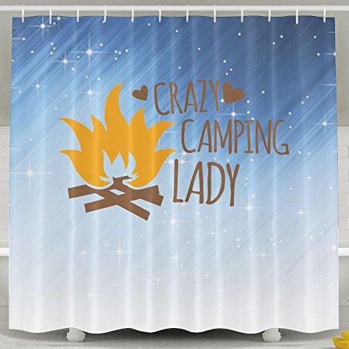 HUANGLING - Tenda da Doccia Crazy Camping Lady 152,4 x 182,9 cm