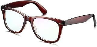 Retro Wayfarer Suqare Clear Lens Eyeglasses Frames