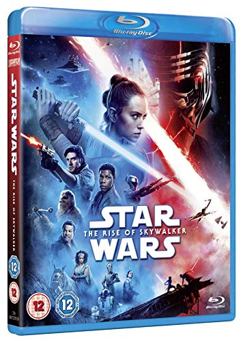 Star Wars: The Rise of Skywalker (With Limited Edition The First Order Artwork Sleeve) [Blu-ray] [2019] [Region Free]