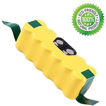 Batería para robot aspirador iRobot Roomba 3500 mAh de Hannets®: Amazon.es: Hogar