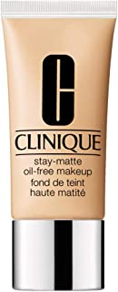 Clinique Stay Matte Oil-Free Makeup, 7/Cream Chamois (VF-G), 1 Ounce