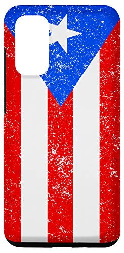 Galaxy S20 Puerto Rico Flag Puerto Rican Novelty Gift Case