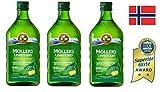 Möller's Omega-3 Lebertran Zitrone - 3-Pack