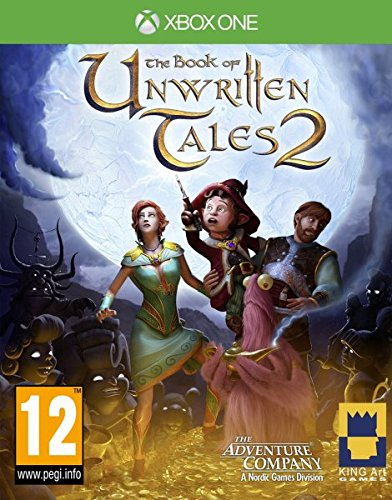 The Book Of Unwritten Tales 2 - [Edizione: Spagna]