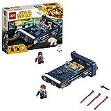 LEGO Star Wars - Le Landspeeder de Han Solo - 75209 - Jeu de Construction