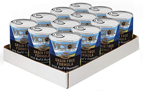 Victor Grain Free Cuts In Gravy With Beef And Vegetables Dog Food...