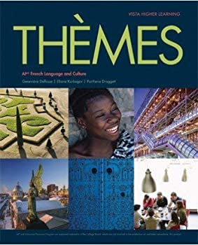 Themes AP French Language and Culture Student Edition plus Supersite and vText