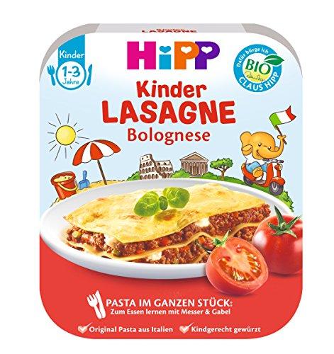 HiPP Lasagne Bolognese, 6er Pack (6 x 250 g)