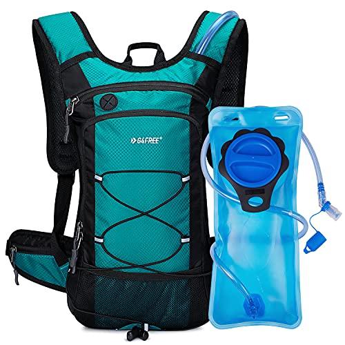 G4Free Mochila de hidratación Duradera Impermeable para Correr con Vejiga de...