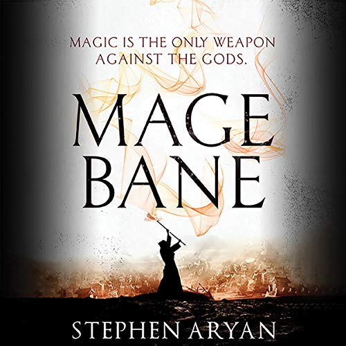 Magebane audiobook cover art
