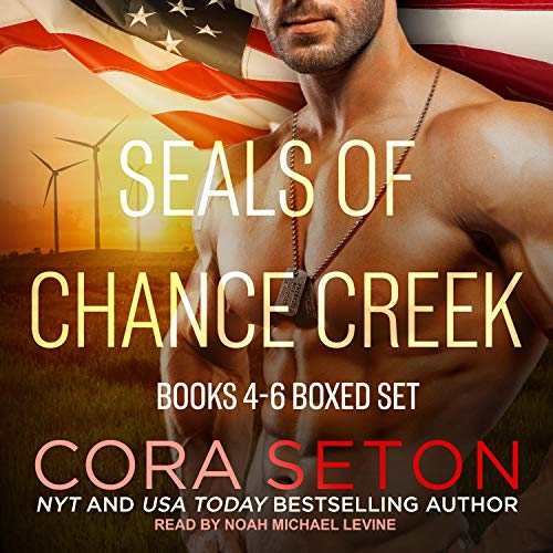 SEALs of Chance Creek: Books 4-6 Boxed Set cover art