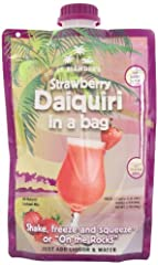 All natural Completely portable Easy to make and freeze Award-winning Each bag makes 16 servings