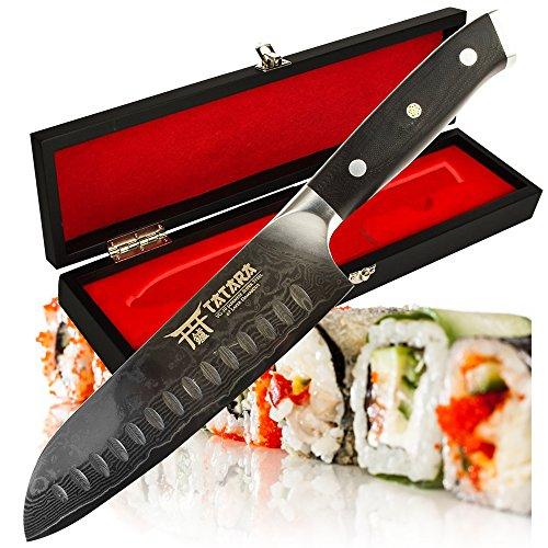 TATARA Santoku Knife