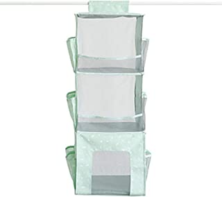 Oxford Rectangle Cute/Adorable/Lovely Home Organization 1pc Storage Bags@Light Blue