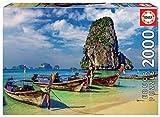 Educa- Krabi, Tailandia Puzzle, 2000 Piezas, Multicolor (18007)